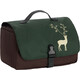 Grüezi-Bag Washbag Organizer zaino Large verde/marrone